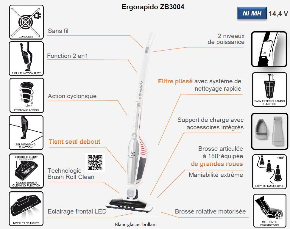 Aspirateur Balai Electrolux Les Bons Plans De Micromonde