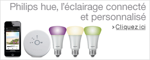Philips hue, l'�clairage connect� et personnalis�