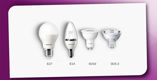 Light Bulb Screw Types