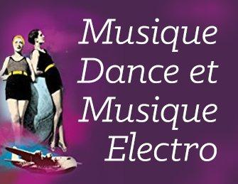 Musique Dance Electro en soldes