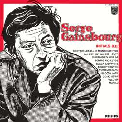 Gainsbourg CD 7