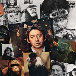 Gainsbourg CD 10