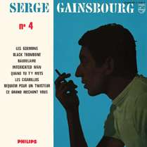 Gainsbourg CD 4