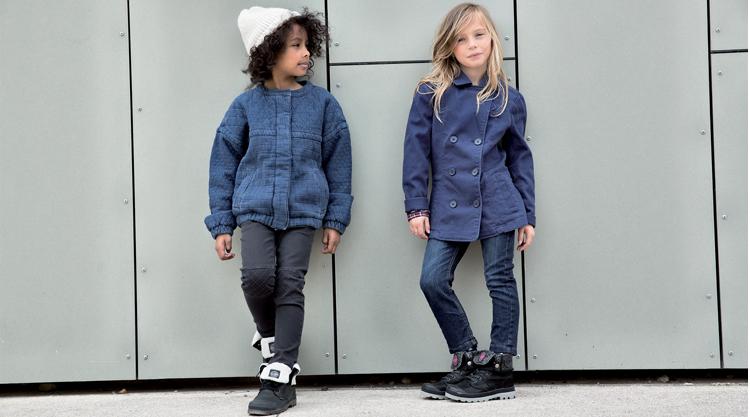 Palladium-Chaussures-Enfant