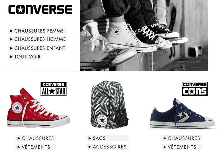 Boutique Converse