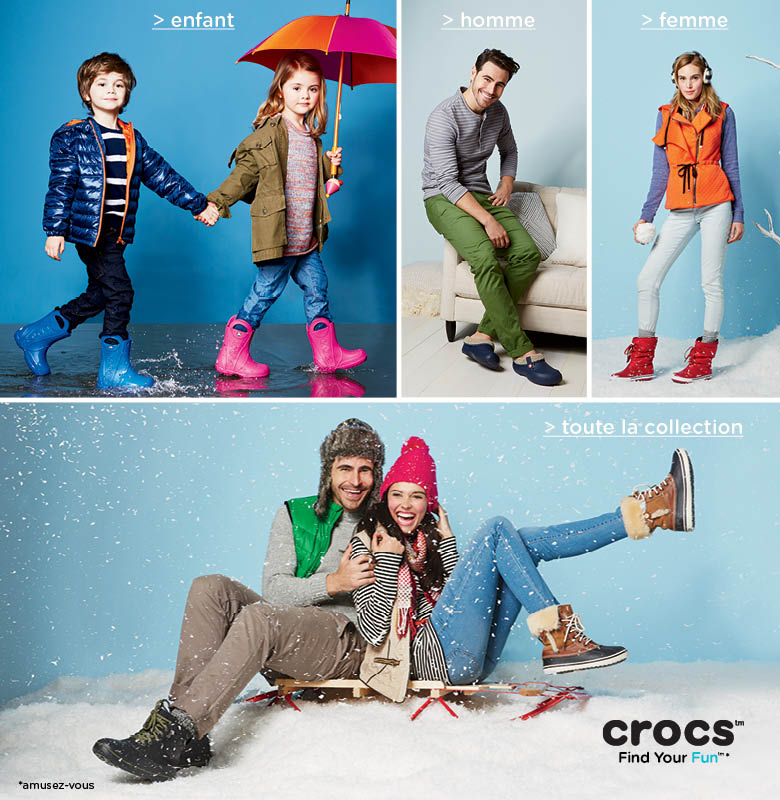 Boutique Crocs