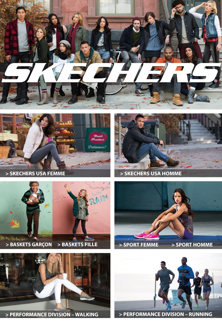 Boutique Skechers
