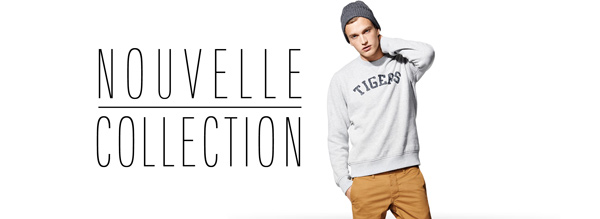 Nouvelle collection - Vêtements Homme
