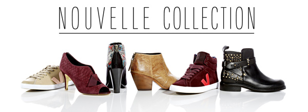 Nouvelle collection - Chaussures Femme