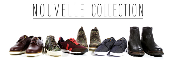 Nouvelle collection - Chaussures Homme