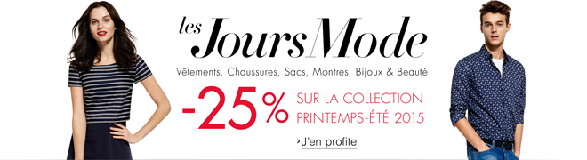 Jours Mode -25%