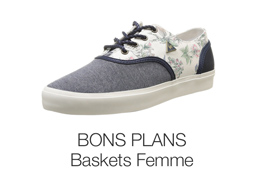 Promotions et bons plans : baskets femme