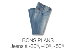 Promotions et bons plans : jeans