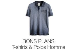 Promotions et bons plans : t-shirts et polos femme