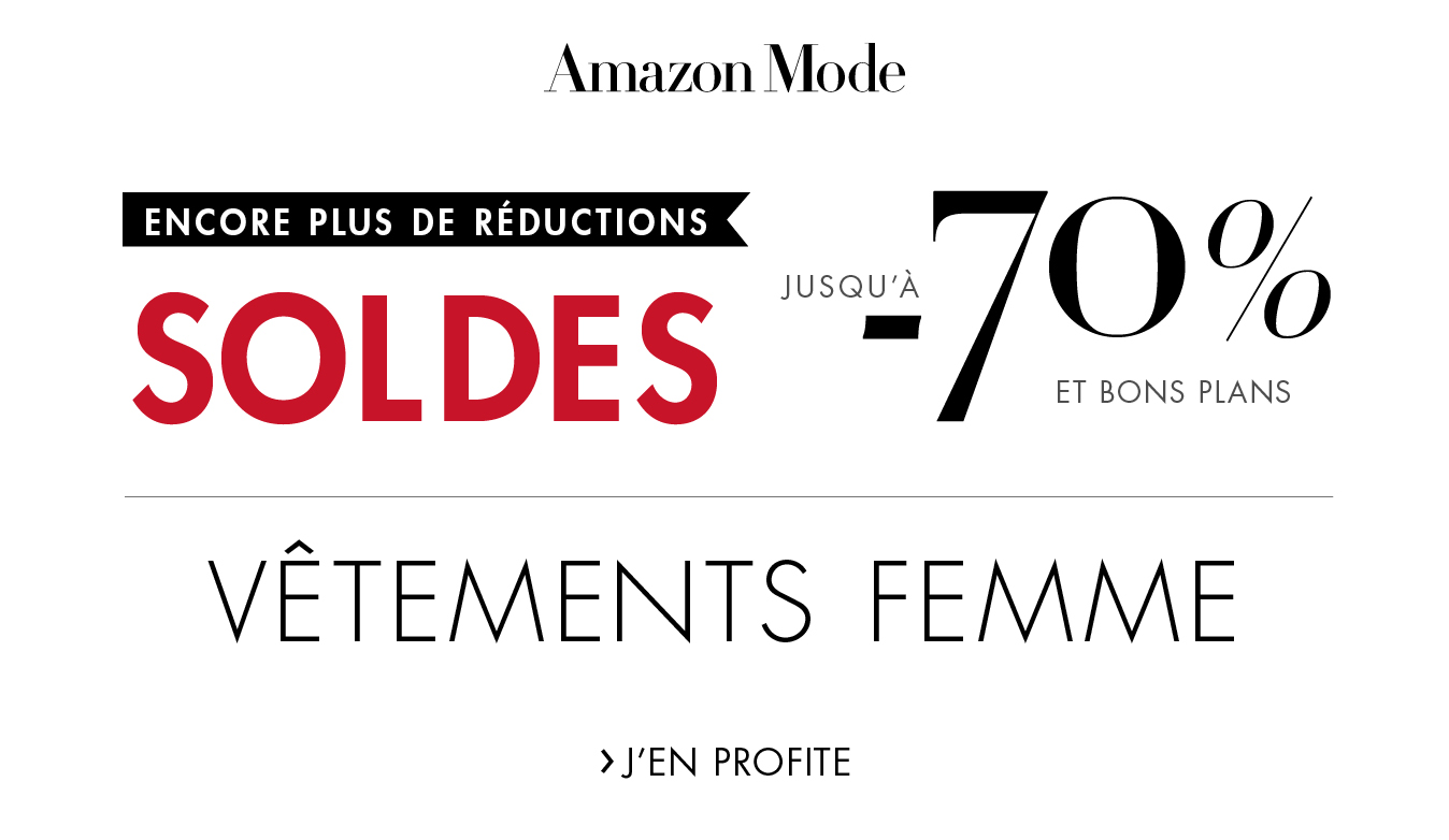 Soldes | Vêtements femme