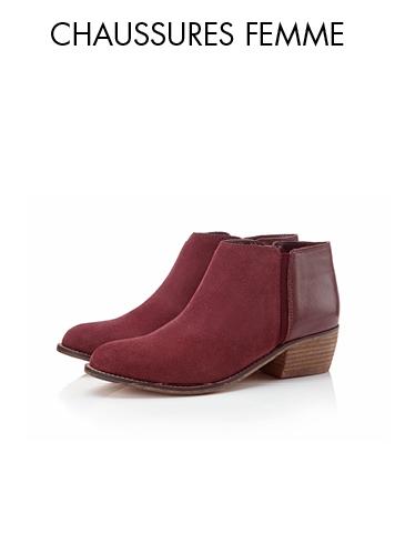 Chaussures Femme - Soldes et bons plans