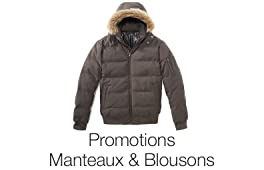 Promotions manteaux