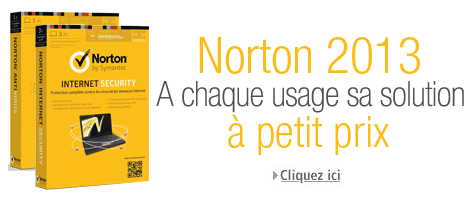 Logiciels de scurit Norton 2013 : votre protection contre les menaces