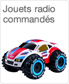 Jouets radio commandés