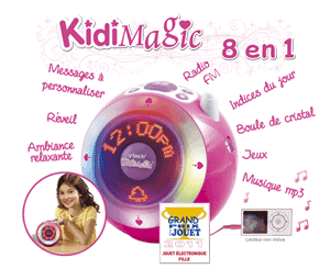 Pr&eacute;sentation Kidimagic