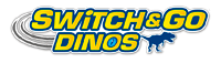 logo Switch and Go Dinos