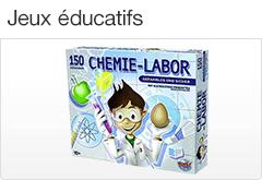 Jeux éducatifs et scientifiques