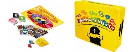 Asmodee COMPA01 Jeu d'ambiance Compatibility: Jeux et