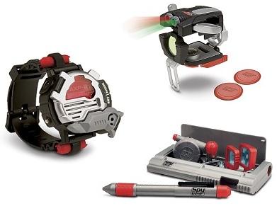 spy gear 70230 imitation ultimate spy watch montre espion 8 en 1 jeux et jouets. Black Bedroom Furniture Sets. Home Design Ideas
