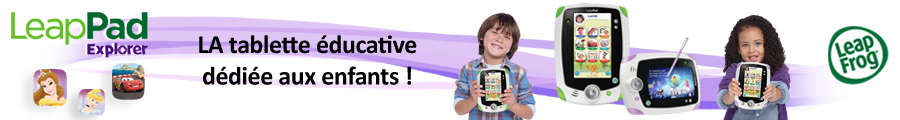 Leapfrog Leappad - Tablette Interactive Educative