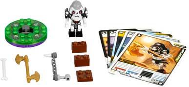 Lego ninjago 2174 jeu de construction kruncha - Jeu lego ninjago gratuit ...