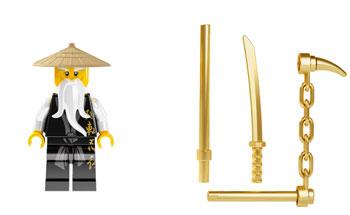 Lego ninjago 2255 jeu de construction sensei wu - Ninjago lego jeux gratuit ...