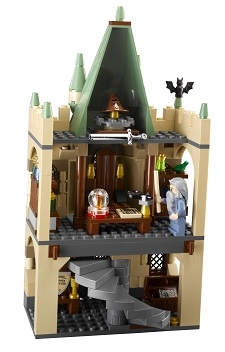 Lego Harry Potter 4842
