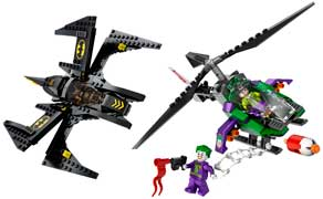 Lego Super Heroes 6863