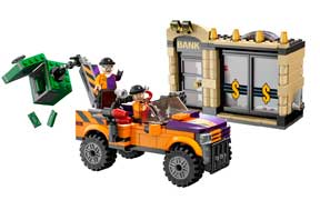 Lego Super Heroes 6864