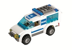montage lego voiture de police. Black Bedroom Furniture Sets. Home Design Ideas