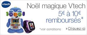 Offre Noel Magique Vtech
