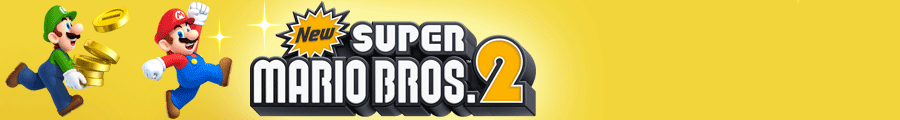 New Super Mario Bros. 2 sur Nintendo 3DS