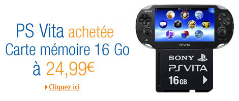 ps vita wifi achet e carte m moire 4 go offerte uncharted golden abyss 19 95 euros. Black Bedroom Furniture Sets. Home Design Ideas