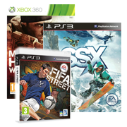 SSX, Fifa Street, Medal of Honor : Warfighter, disponibles � seulement 19,99�
