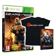 Gears of War Judgment acheté = le Steelbook Gears of War : Judgment + T-Shirt 'Gears of War : Judgment' offerts