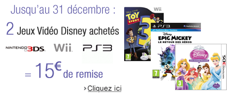 Disney Nintendo DS