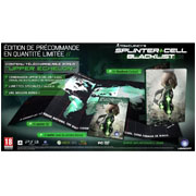 Splinter Cell : Blacklist pr�command� = Steelbook offert*