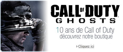 10 ans de Call of Duty