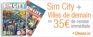 promotion de Noël Sim City