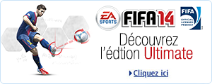Fifa 14 �ditions Ultimate