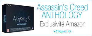 Assassin's Creed Anthology PS3 Exclu Amazon