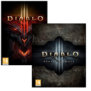 Diablo III Reaper of Souls Collector + Diablo III PC = 94,99€