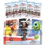 1 pack de figurines Disney Infinity acheté = 10 Power Discs offerts