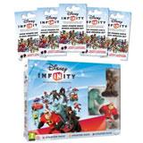 1 pack de démarrage Disney Infinity acheté = 20 Power Discs offerts