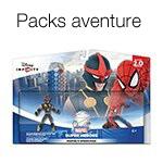 Packs aventure